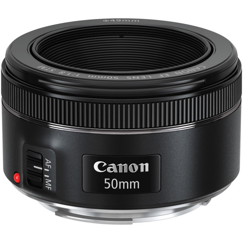 best canon lens for beginners image