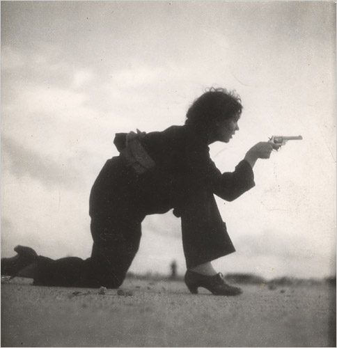 who was gerda taro image