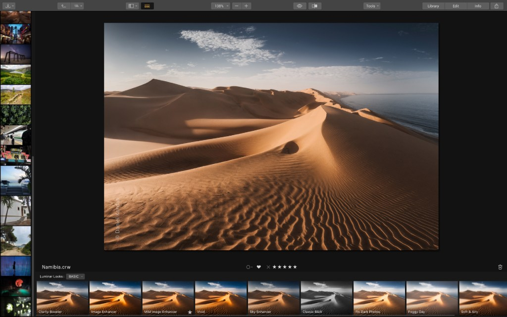luminar overview image
