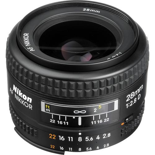 nikon 28mm f2.8 image