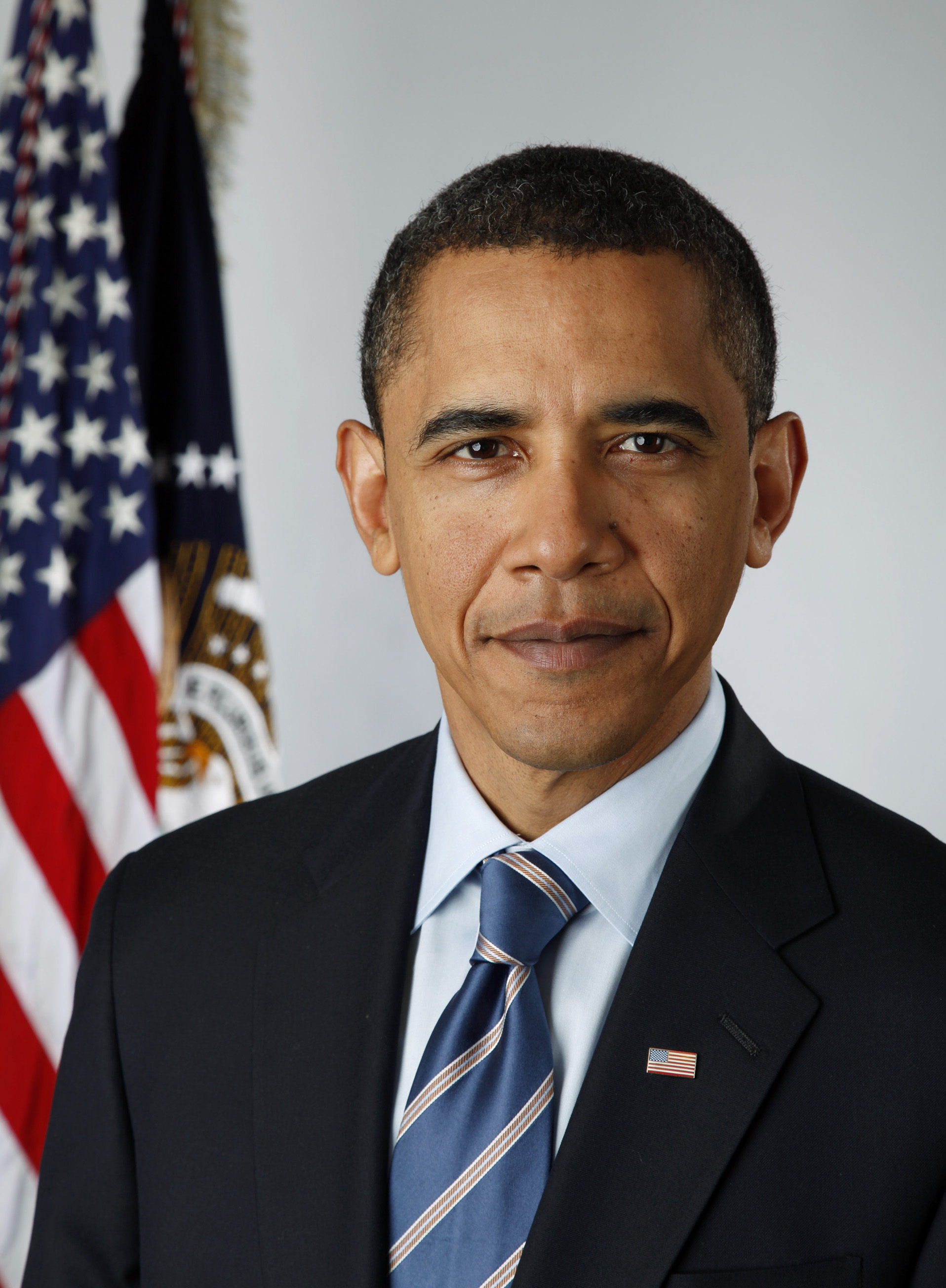 first digital portiat of a president image