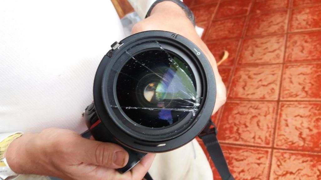 broken lens picture id904300290
