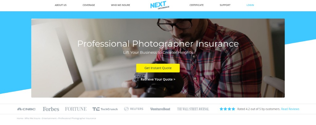 next insurance image