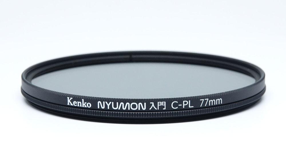 kenko polarizer image