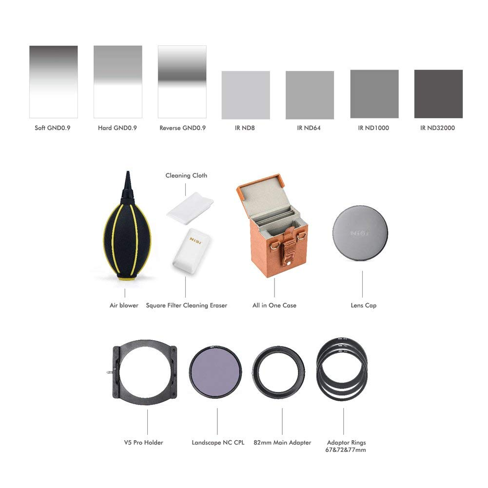 nisi filter kit image