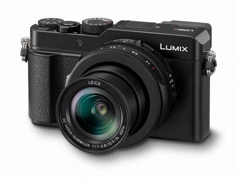 panasonic lumix lx100 ii specs image