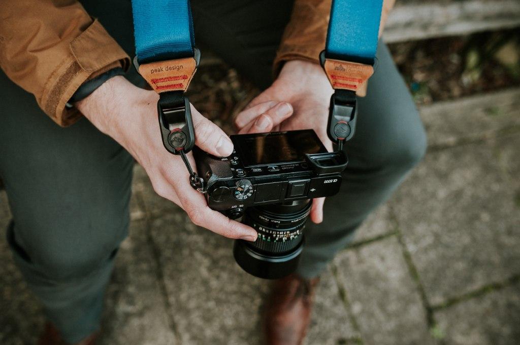 top camera straps 1 image