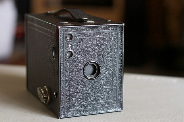 kodak brownie camera image