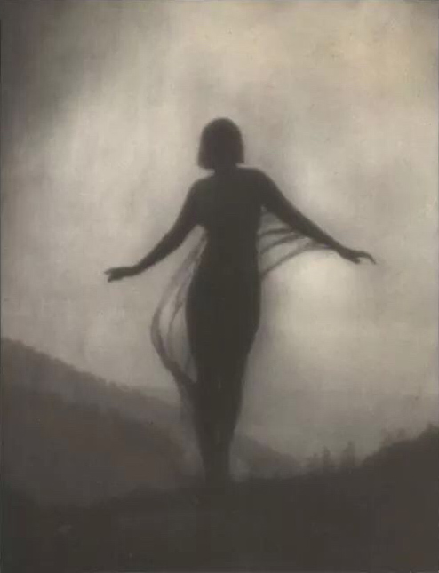 The Breeze by Anne Brigman image