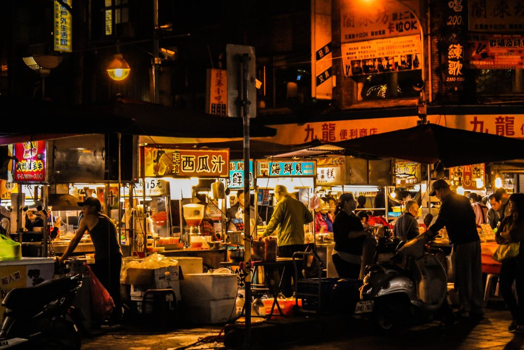 places to eat in taipei image