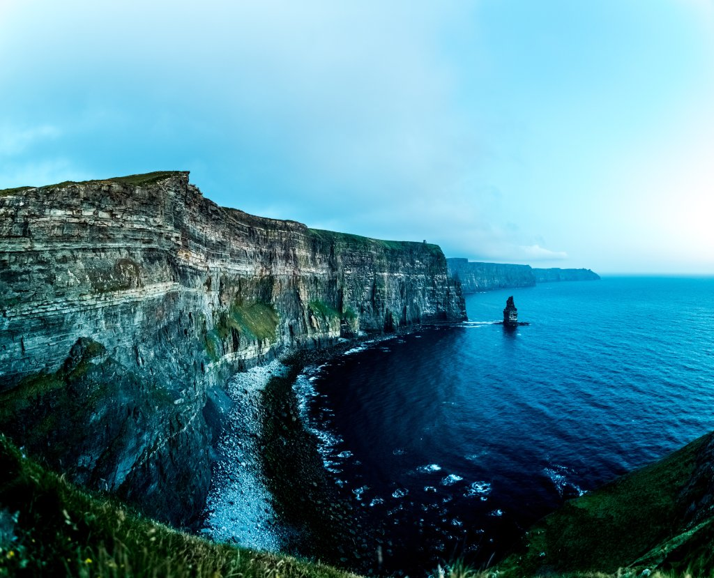 cliffs of moher death image