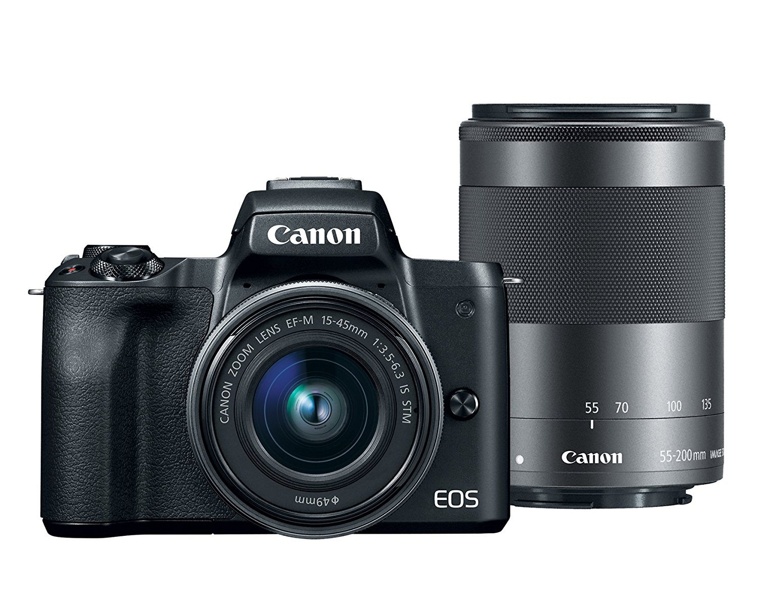 Canon EOS M50 review image