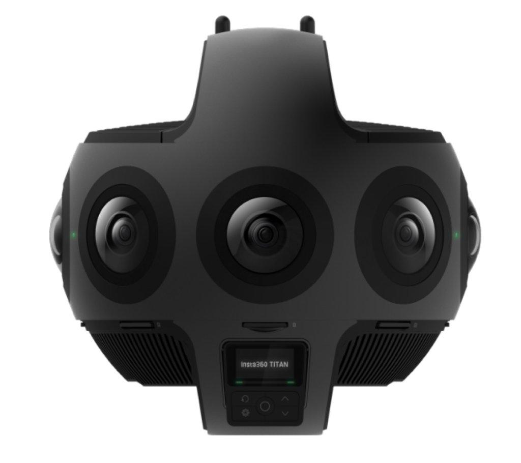 new 360 camera image
