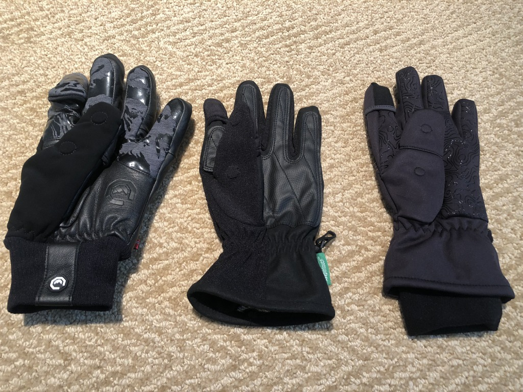 best photography gloves image