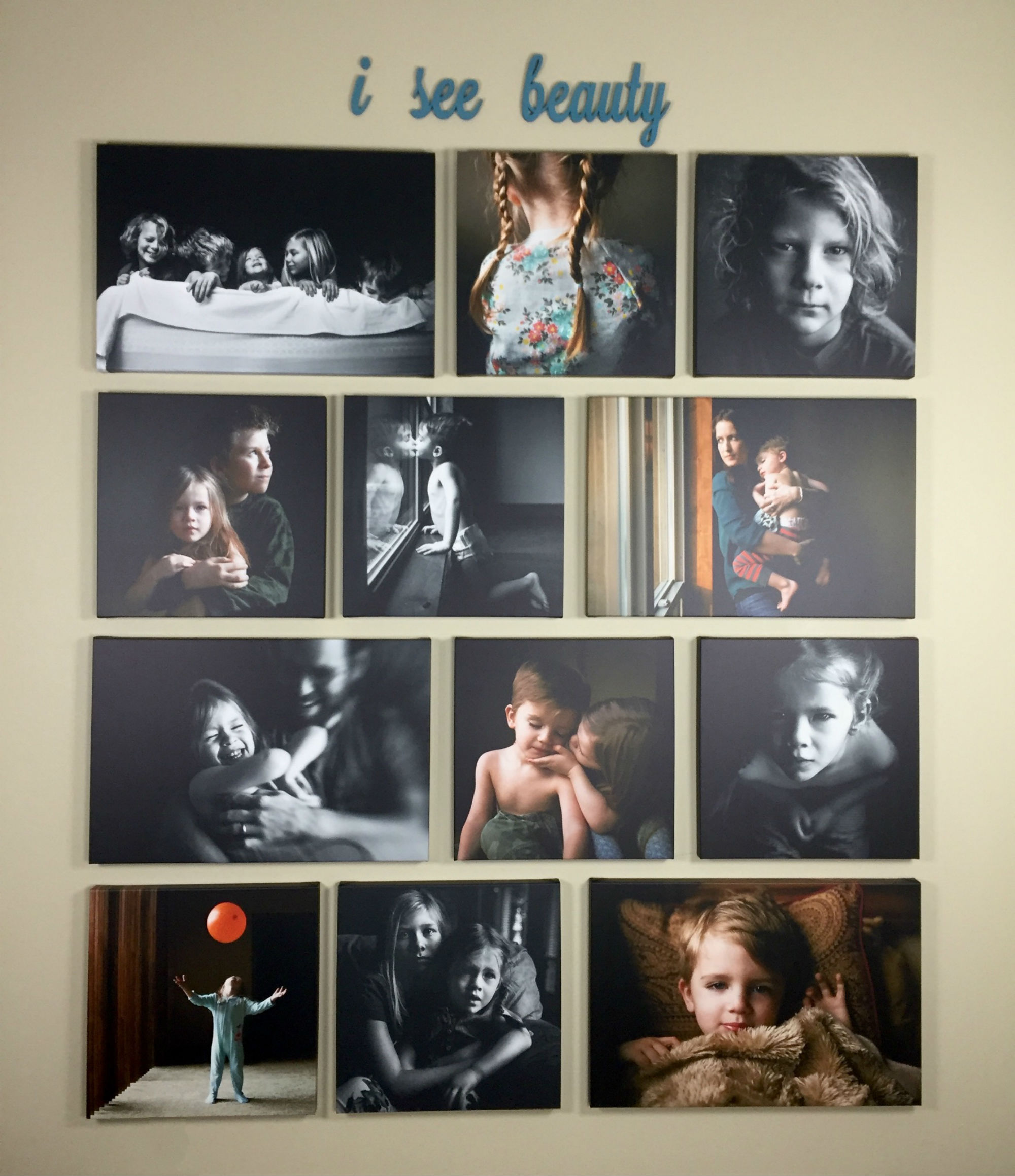 fun ways to display your photos image