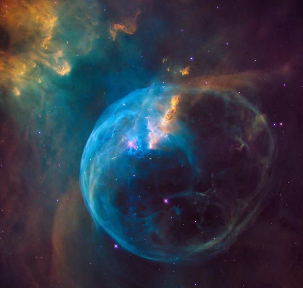 hubble telescope image