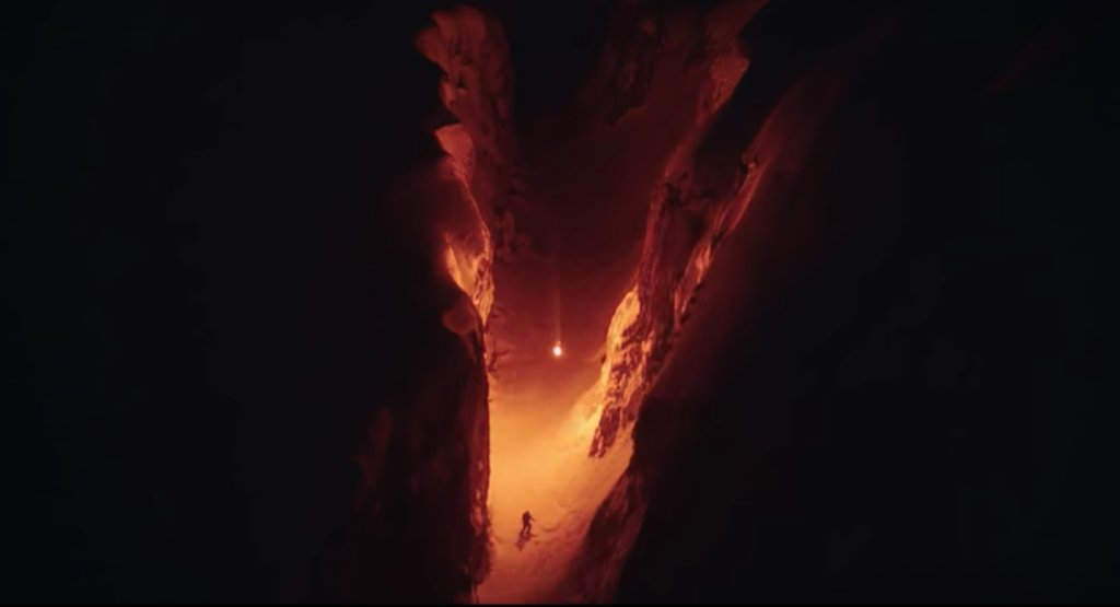 ski video flares image