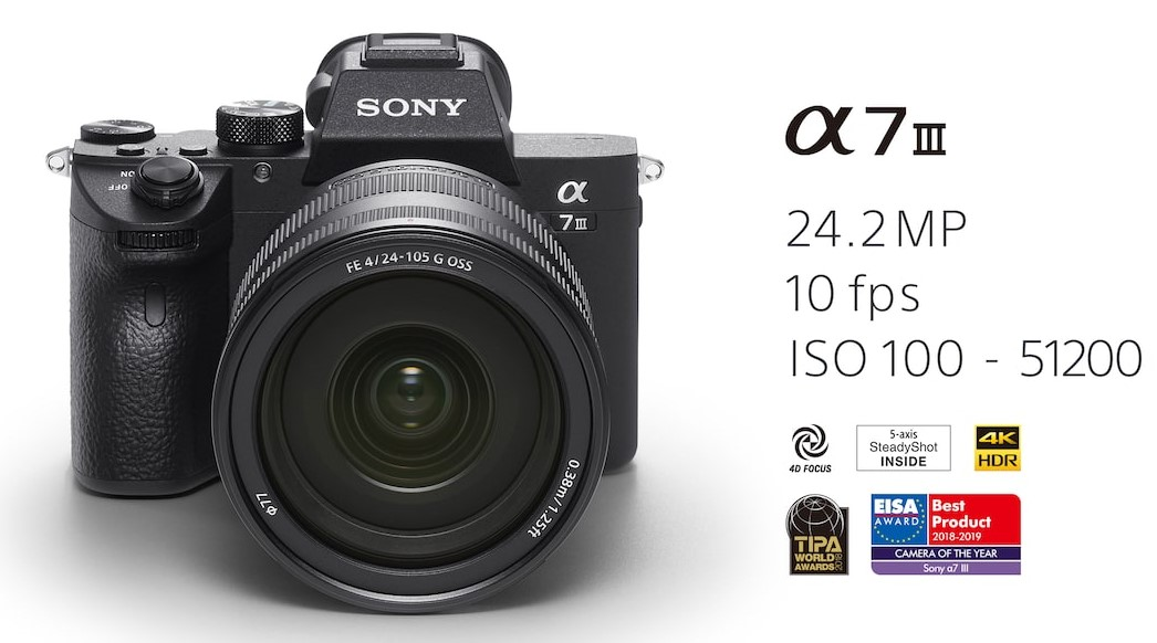 Sony a7 III Review image