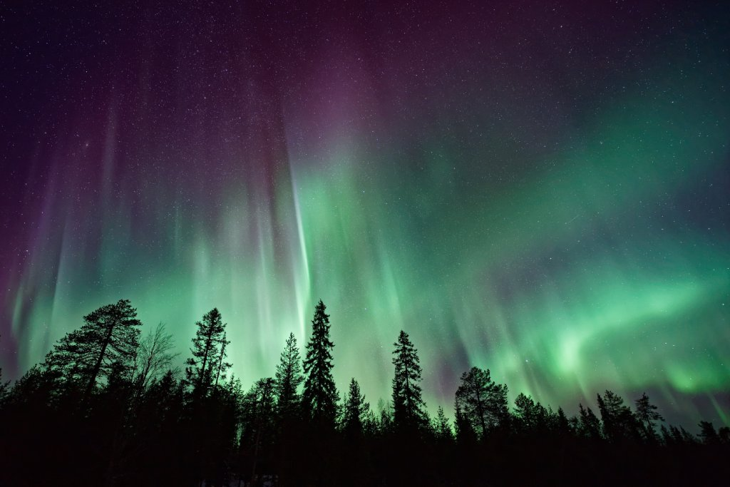 photos of northern lights image
