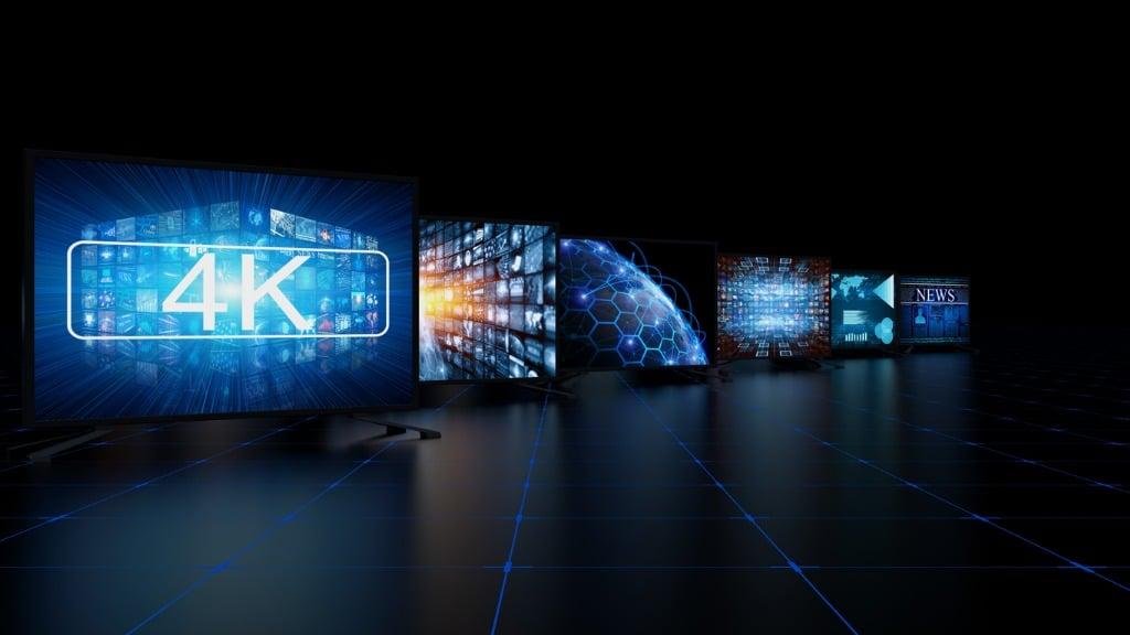 4k video image
