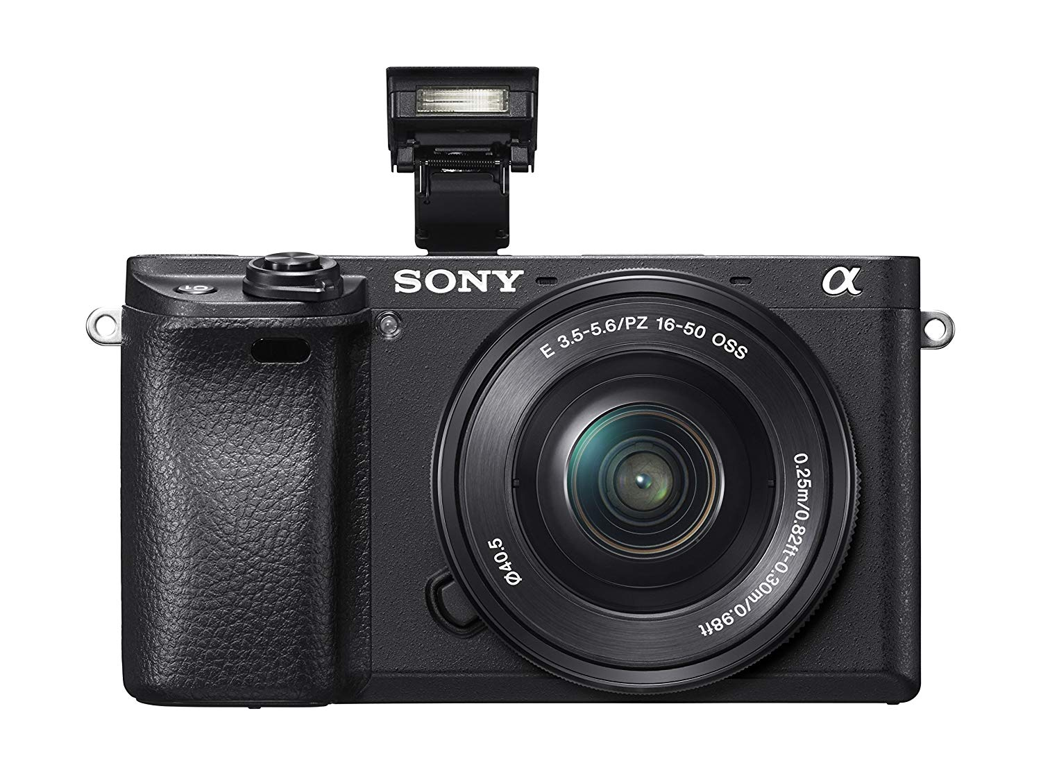 Sony a6300 front image