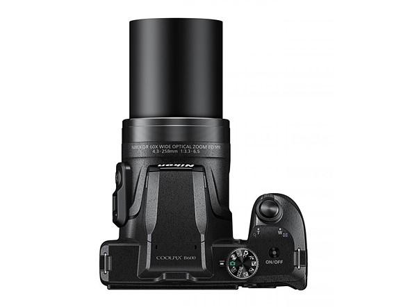 Nikon B600 specs image