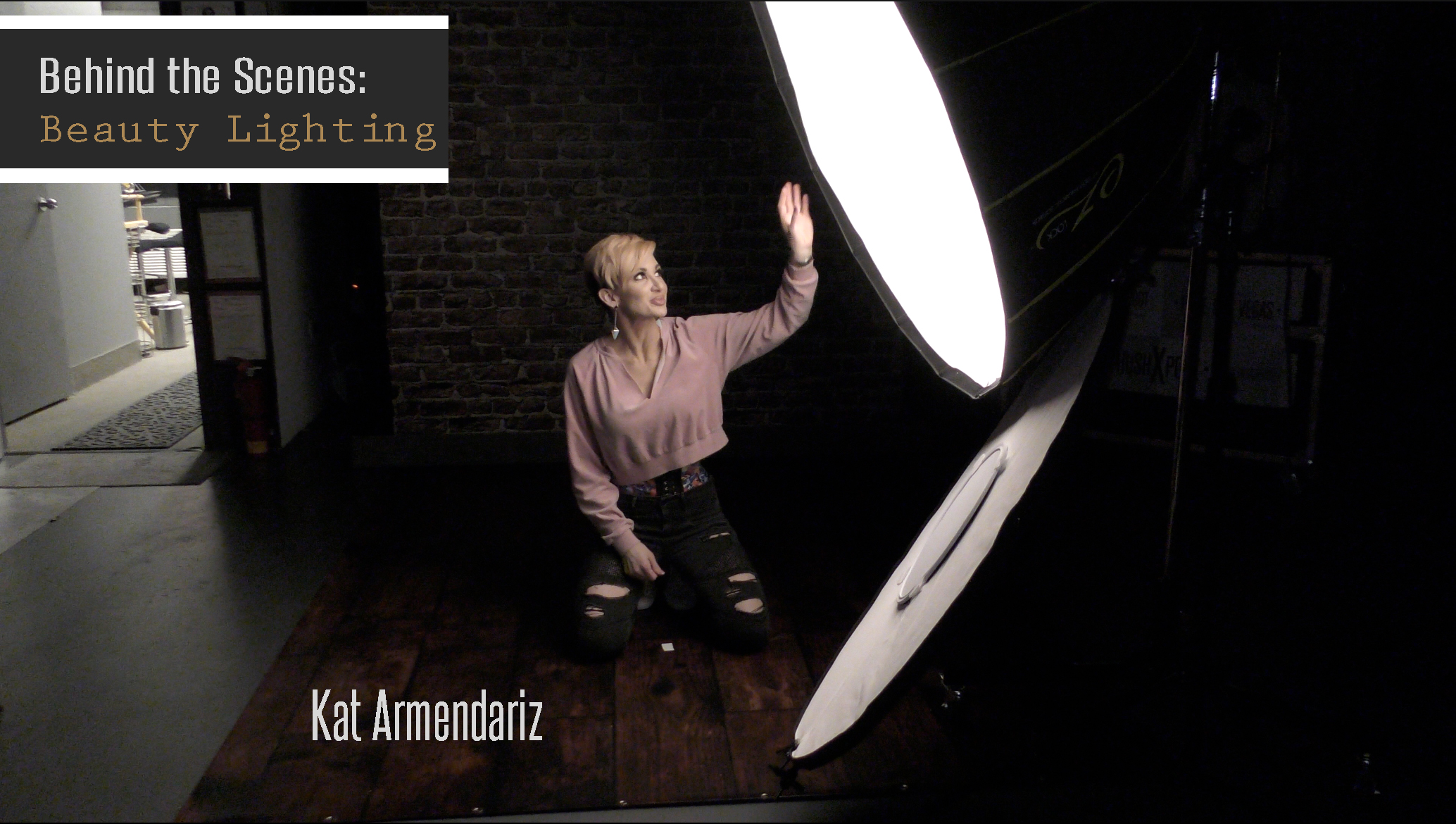 Kat Armemdariz beauty Light Click Props Backdrops 2 image