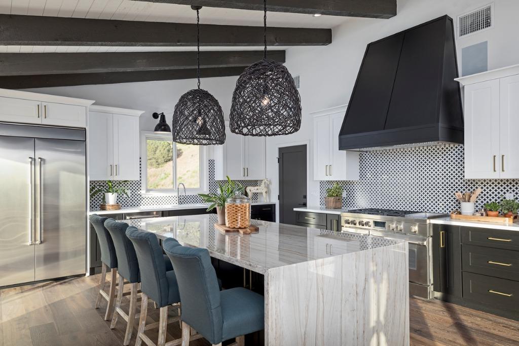 modern kitchen picture id1036309808