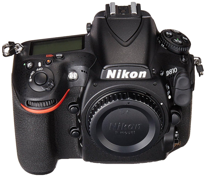 Nikon D810 vs Nikon D850 lenses image