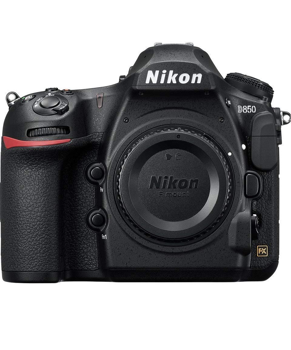 Nikon D850 vs Nikon D810 lenses image
