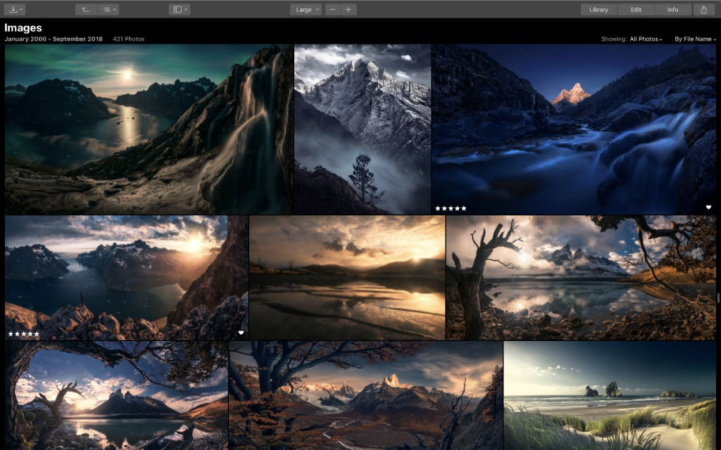 luminar for windows image