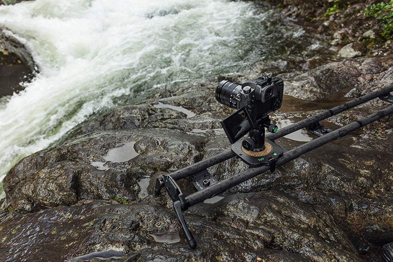 time lapse photography gear slider