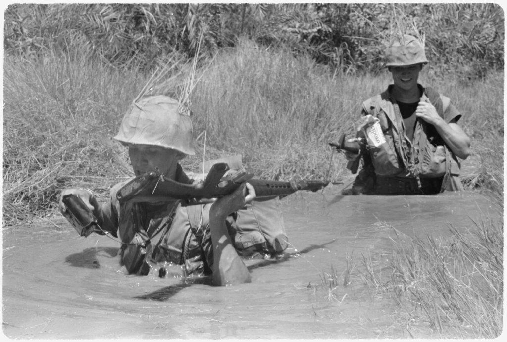 vietnam war image