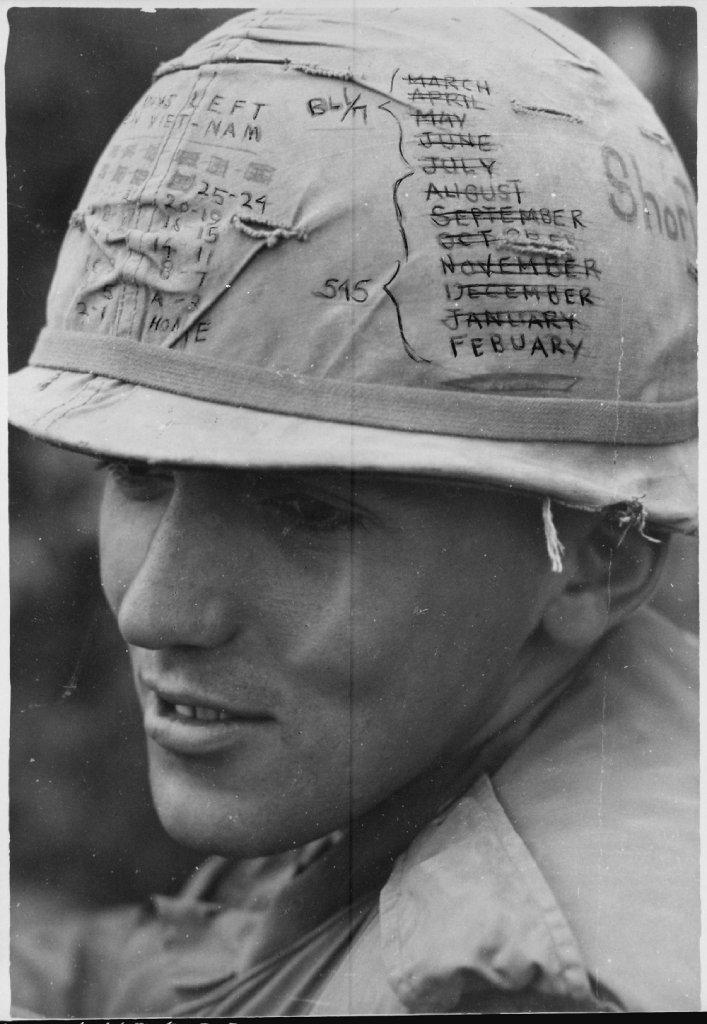 vietnam war soldier image