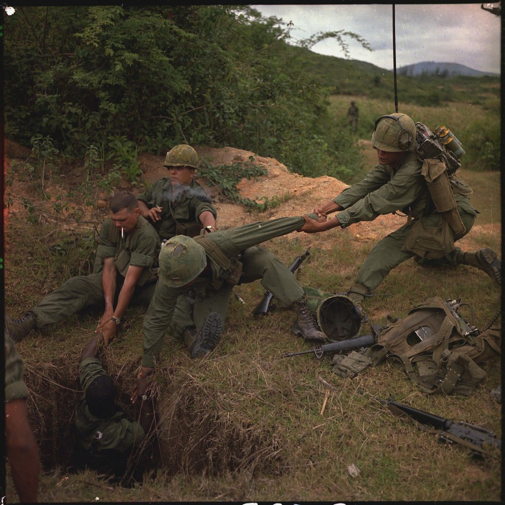 who did we fight in the vietnam war image