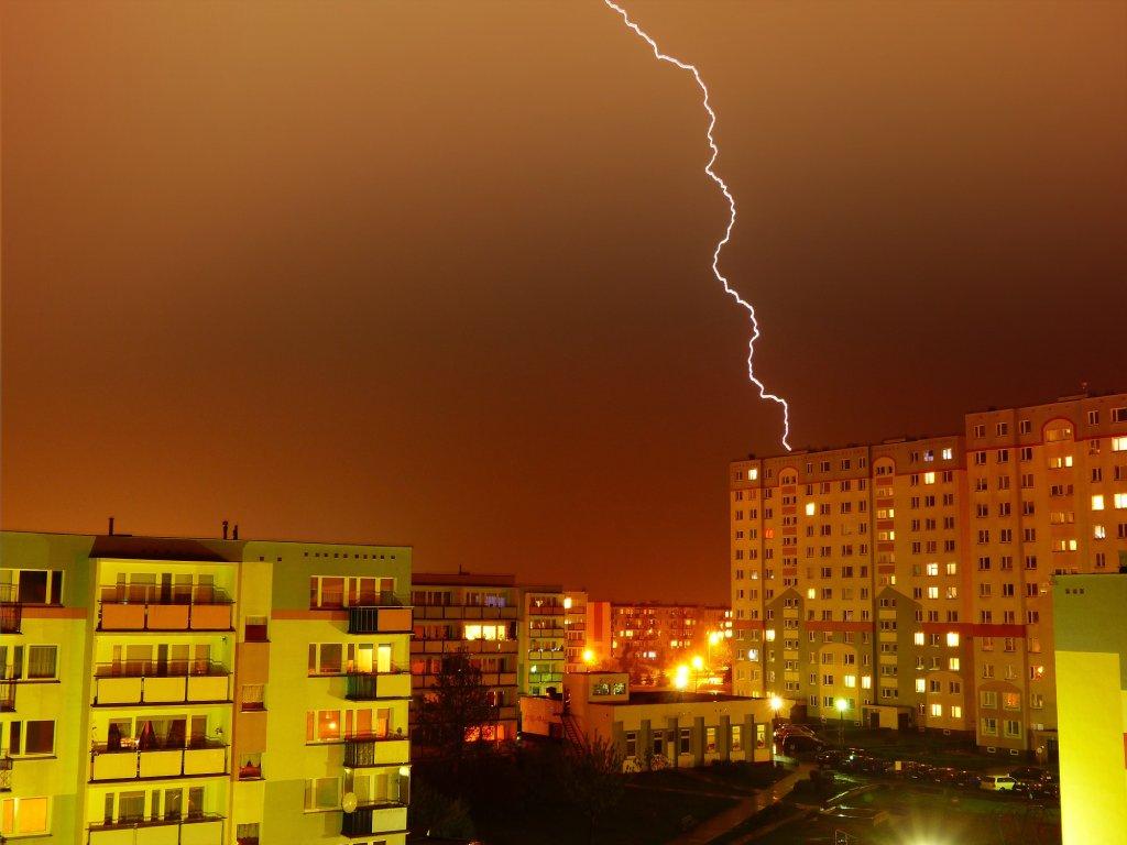 lightning photography image