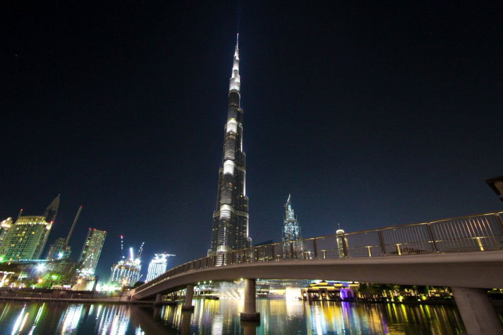 where is the burj khalifa image
