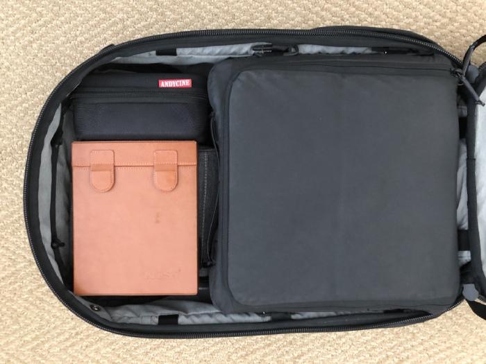 peak design travel backpack image