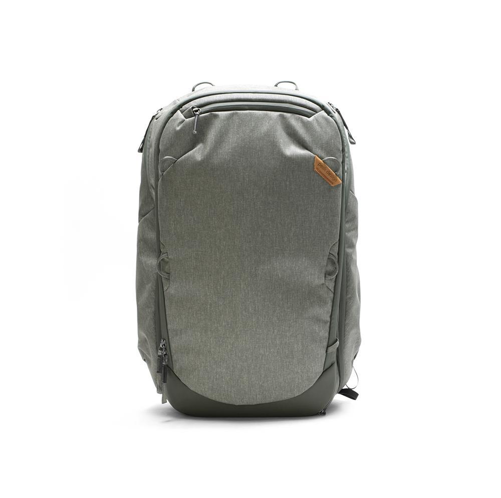 peak design travel backpack colors sage green image