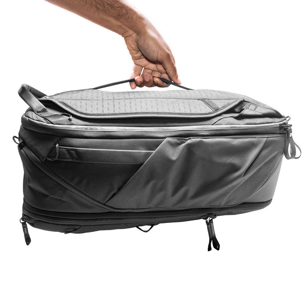 peak design travel backpack construction image