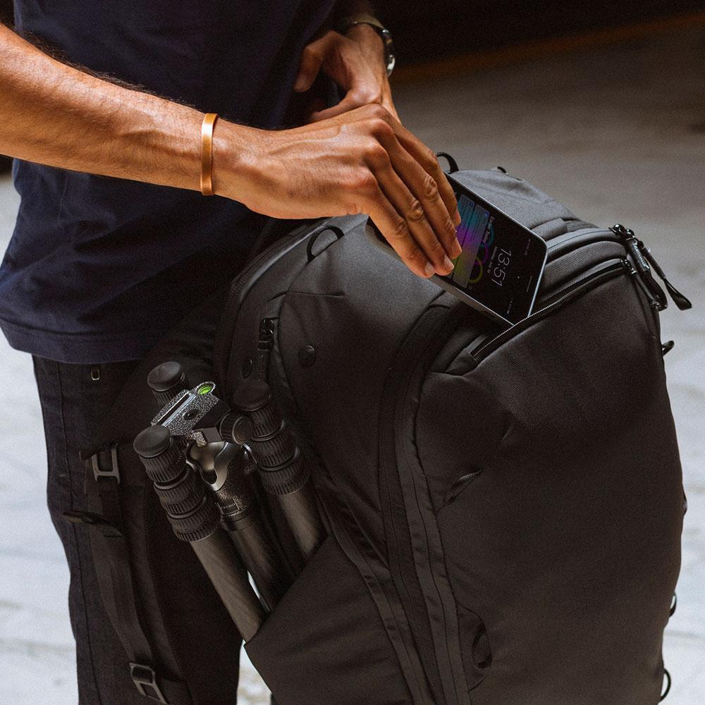peak design travel backpack review 2019 image