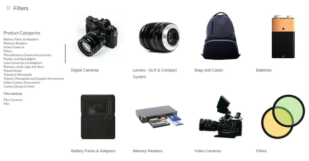 pauls photo photography gear image