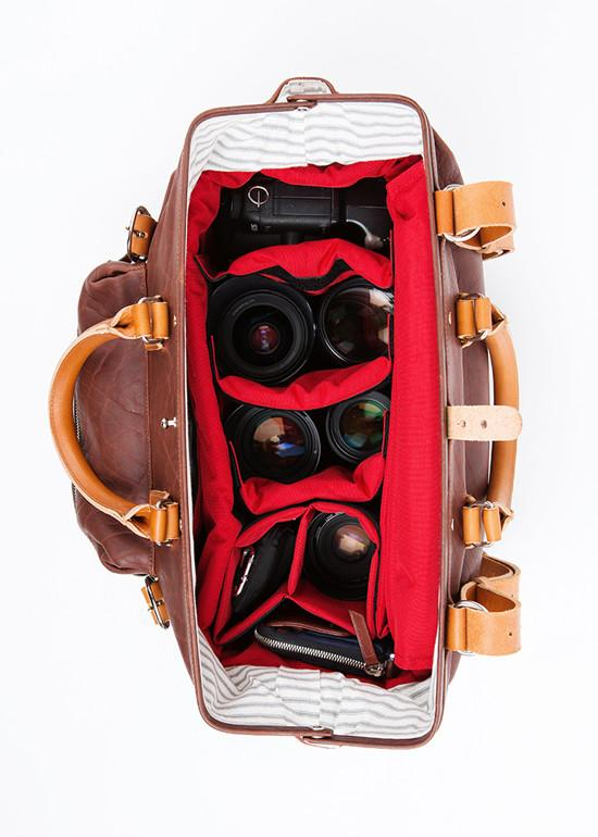 holdfast gear roamographer camera bag features  image