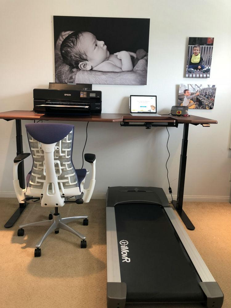 iMovR Lander Treadmill Desk Review 2 image