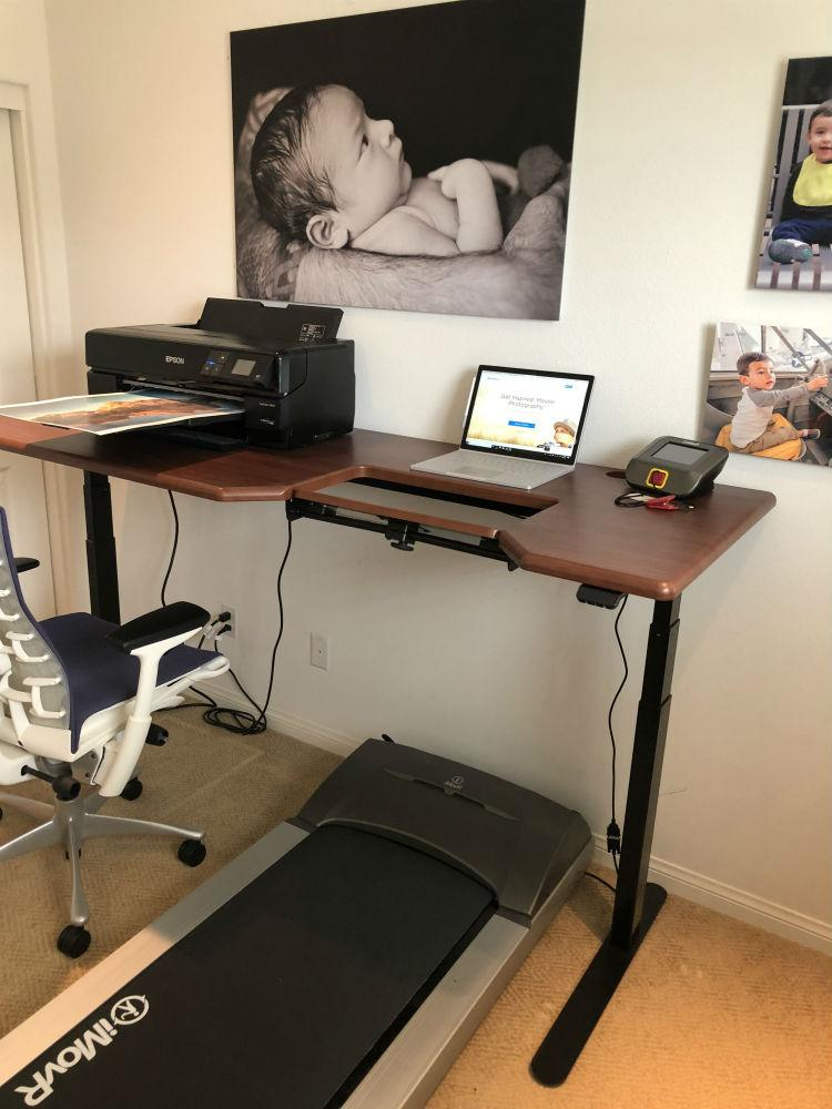 iMovR Lander Treadmill Desk Review 8 image