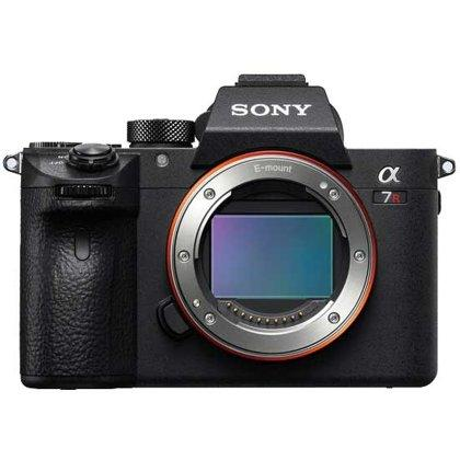 sony a7riii front image