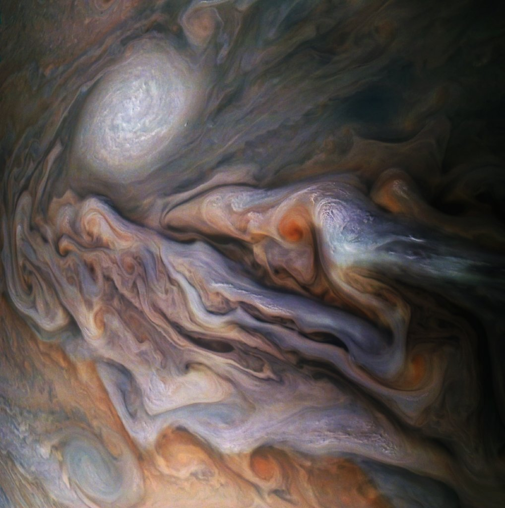 how cold is jupiter image