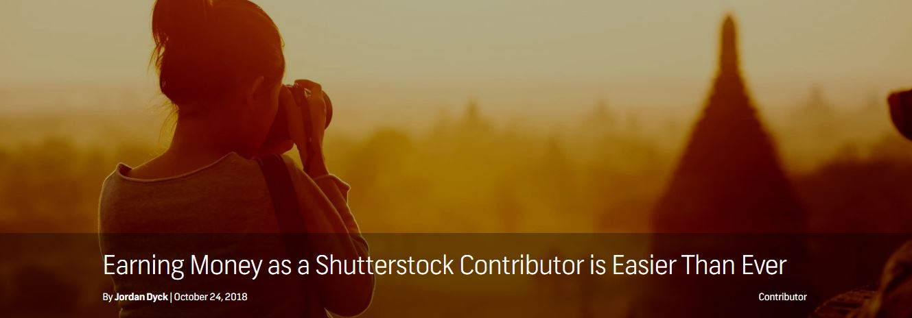 Shutterstock How Do I Become a Contributor image