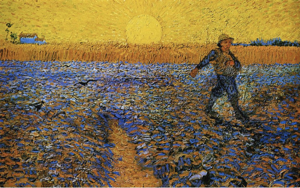 the sower image