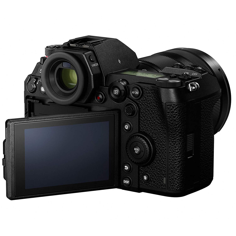 Panasonic S1R VS S1 Design image